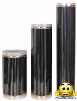 Инфракрасная нагревательная пленка, 800мм - фото 4572