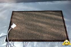 Коврик с подогревом 50х30 (комби) 25ВТ - фото 4582