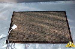 Коврик с подогревом 50х55 (плотный) 50Вт - фото 4602