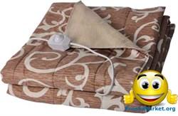 Электрическое одеяло с подогревом 165х150 SHINE - фото 5119