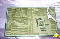 Коврик с подогревом 50х80 (плотный) 75Вт - фото 5369