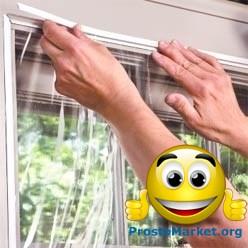 """Теплосберегающая пленка для окон """"Третье стекло"""" повышенной прочности на метраж (ширина 1 метр) - фото 5915"""
