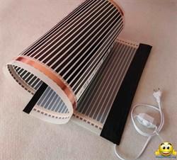 Электрический коврик-сушилка 100х600 (обогреватель для птенцов, обогреватель для цветов, обогрев грунта) 1200Вт - фото 5979