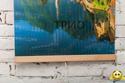 Обогреватель пленочный на стену «Горная деревня (Халльштатт)» (уценка) - фото 6049