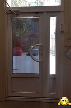 Солнцезащитная тонировочная пленка для окон с зеркальным эффектом (размер 0,7х5,4 метра), затемнением до 70%, многоразовая Original - фото 6200