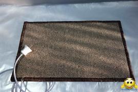 Коврик с подогревом 50х105 (плотный) 100Вт