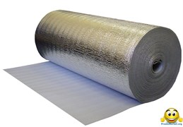 Подложка фольгированная односторонняя (Теплоизол), 3мм
